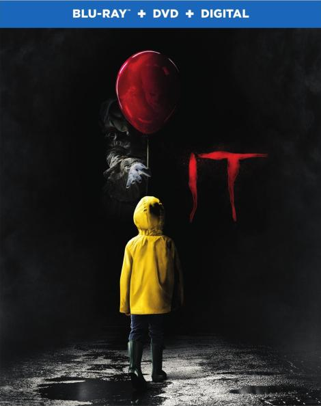 'IT'; Arrives On Digital December 19, 2017 & On 4K Ultra HD, Blu-ray & DVD January 9, 2018 From Warner Bros 3