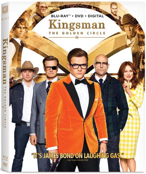 'Kingsman: The Golden Circle'; Arrives On 4K Ultra HD, Blu-ray & DVD December 12, 2017 From Fox Home Ent. 5
