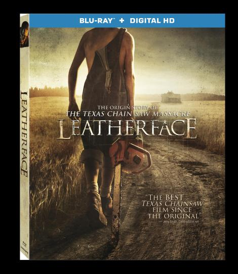 'Leatherface'; Arrives On Blu-ray & DVD December 19, 2017 From Lionsgate 4