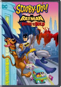 [DVD Review] 'Scooby-Doo! & Batman: The Brave And The Bold': Available On DVD & Digital January 9, 2018 From DC & Warner Bros 1