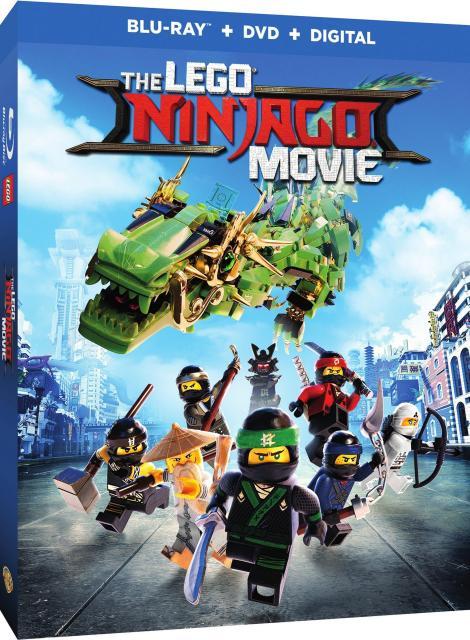 'The LEGO Ninjago Movie'; Arrives On Digital December 12 & On 4K Ultra HD, 3D Blu-ray, Blu-ray & DVD December 19, 2017 From Warner Bros 6