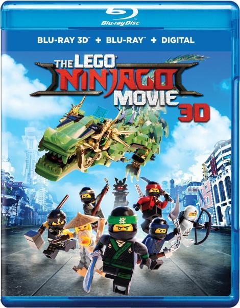 'The LEGO Ninjago Movie'; Arrives On Digital December 12 & On 4K Ultra HD, 3D Blu-ray, Blu-ray & DVD December 19, 2017 From Warner Bros 7