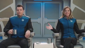 FOX Clears 'The Orville' For Season Two 1