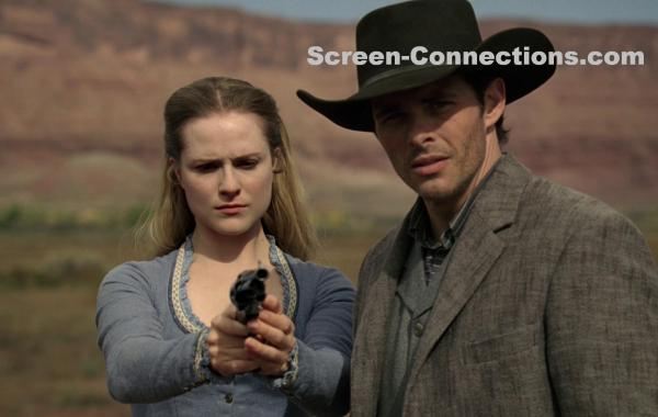 [Blu-Ray Review] 'Westworld: Season One: The Maze': Now Available On 4K Ultra HD, Blu-ray, DVD & Digital From Warner Bros 23