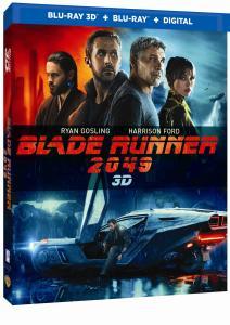 'Blade Runner 2049'; Arrives On Digital December 26, 2017 & On 4K Ultra HD, 3D Blu-ray, Blu-ray & DVD January 16, 2018 From Warner Bros 1