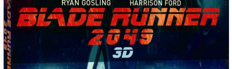 'Blade Runner 2049'; Arrives On Digital December 26, 2017 & On 4K Ultra HD, 3D Blu-ray, Blu-ray & DVD January 16, 2018 From Warner Bros 5