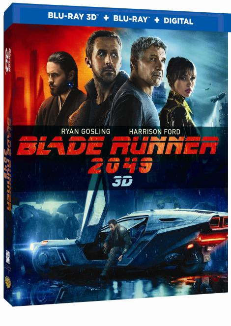 'Blade Runner 2049'; Arrives On Digital December 26, 2017 & On 4K Ultra HD, 3D Blu-ray, Blu-ray & DVD January 16, 2018 From Warner Bros 6