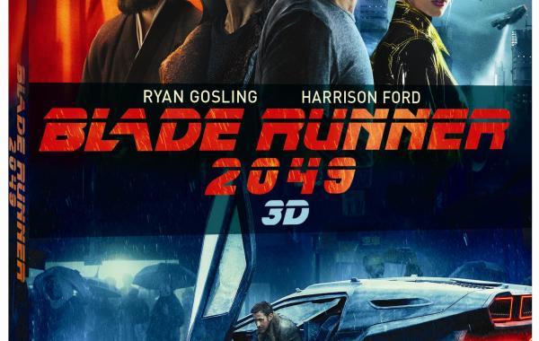 'Blade Runner 2049'; Arrives On Digital December 26, 2017 & On 4K Ultra HD, 3D Blu-ray, Blu-ray & DVD January 16, 2018 From Warner Bros 42