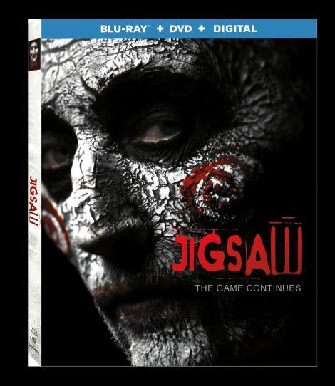 'Jigsaw'; Arrives On Digital January 9 & On 4K Ultra HD, Blu-ray & DVD January 23, 2018 From Lionsgate 13