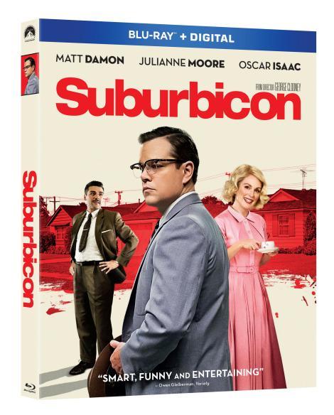 'Suburbicon'; Arrives On Digital January 23 & On Blu-ray & DVD February 6, 2018 From Paramount 3