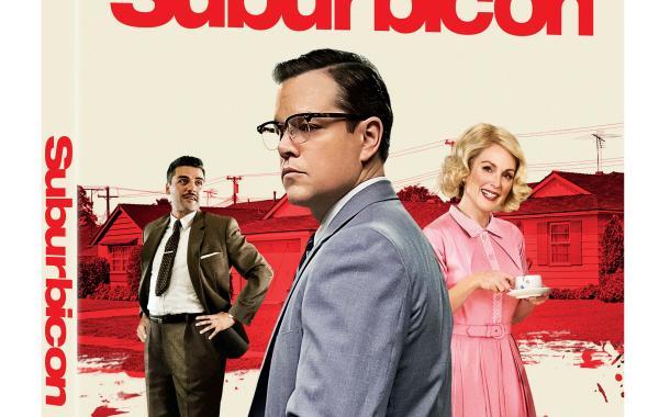 'Suburbicon'; Arrives On Digital January 23 & On Blu-ray & DVD February 6, 2018 From Paramount 9