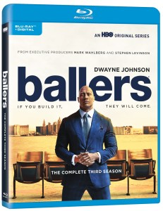 'Ballers: The Complete Third Season'; Arrives On Blu-ray & DVD April 3, 2018 From HBO 1