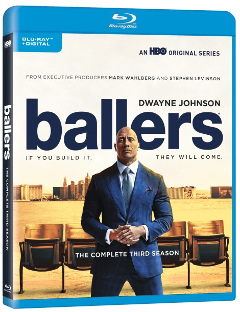 'Ballers: The Complete Third Season'; Arrives On Blu-ray & DVD April 3, 2018 From HBO 2