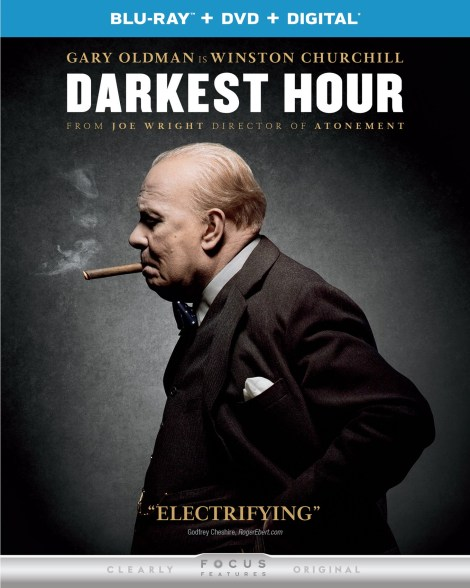 'Darkest Hour'; The Oscar-Nominated Film Arrives On Digital February 6 & On Blu-ray & DVD February 27, 2018 From Universal 5