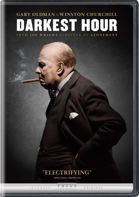 'Darkest Hour'; The Oscar-Nominated Film Arrives On Digital February 6 & On Blu-ray & DVD February 27, 2018 From Universal 7