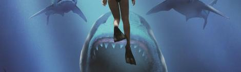 Trailer, Artwork & Release Details For 'Deep Blue Sea 2'; Arrives On Blu-ray, DVD & Digital April 17, 2018 From Warner Bros 8