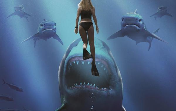 Trailer, Artwork & Release Details For 'Deep Blue Sea 2'; Arrives On Blu-ray, DVD & Digital April 17, 2018 From Warner Bros 13
