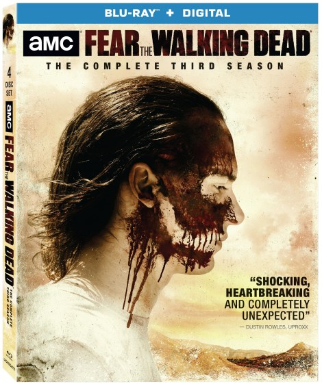 'Fear The Walking Dead: The Complete Third Season'; Arrives On Blu-ray & DVD March 13, 2018 From Lionsgate 4