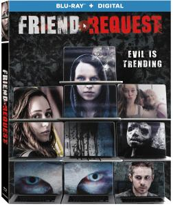 [Blu-Ray Review] 'Friend Request': Now Available On Blu-ray, DVD & Digital From Lionsgate 1