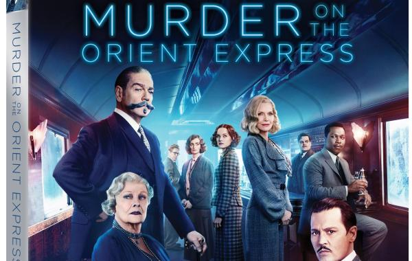 'Murder On The Orient Express'; Arrives On Digital February 20 & On 4K Ultra HD, Blu-ray & DVD February 27, 2018 From Fox Home Ent. 2