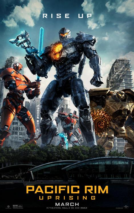 The Final Trailer & Poster For 'Pacific Rim: Uprising' Are Here To Dazzle You 2