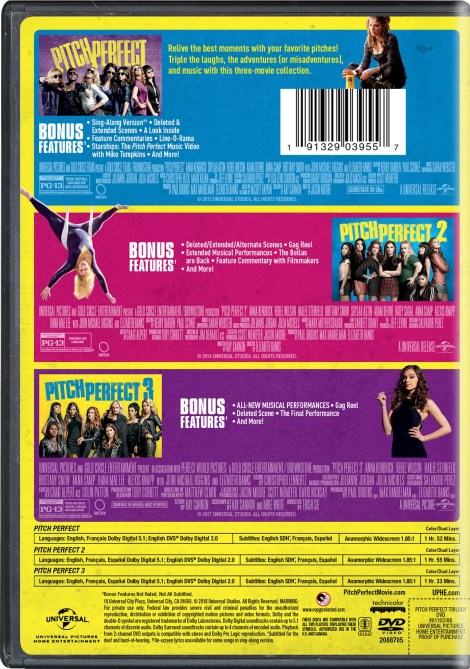 'Pitch Perfect 3'; Arrives On Digital March 1 & On 4K Ultra HD, Blu-ray & DVD March 20, 2018 From Universal 16