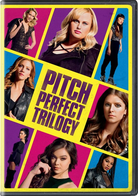 'Pitch Perfect 3'; Arrives On Digital March 1 & On 4K Ultra HD, Blu-ray & DVD March 20, 2018 From Universal 15