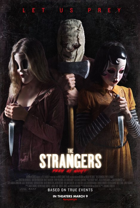 New Trailer, Poster & Stills For 'The Strangers: Prey At Night' Are Here To Terrify You 2