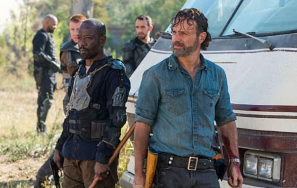 AMC Renews 'The Walking Dead' For Season 9 & Announces 'Fear The Walking Dead' Season 4 Premiere Date 7
