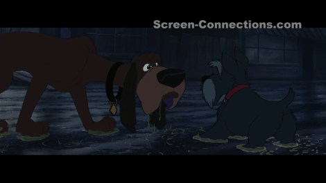 [Blu-Ray Review] Disney's 'Lady And The Tramp': Now Available On Signature Collection Blu-ray From Disney 7