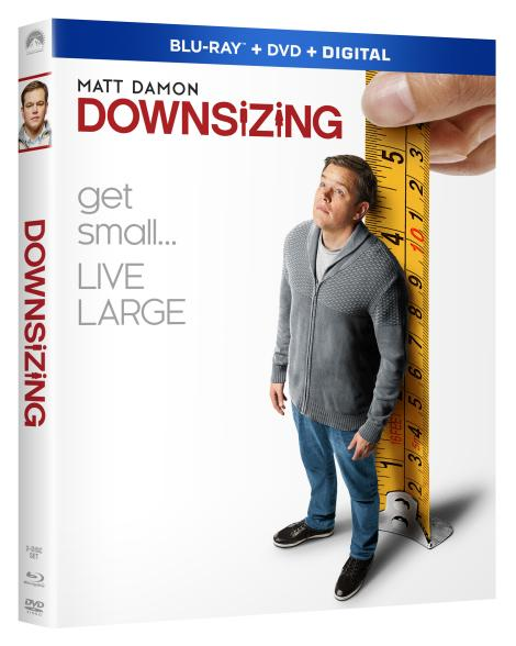 'Downsizing'; Arrives On 4K Ultra HD, Blu-ray, DVD & Digital March 20, 2018 From Paramount 5