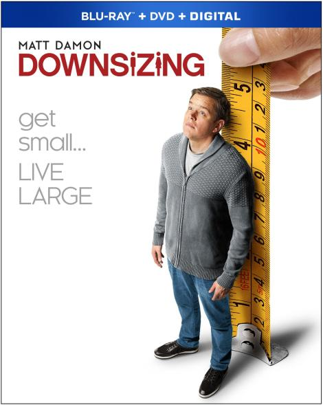 'Downsizing'; Arrives On 4K Ultra HD, Blu-ray, DVD & Digital March 20, 2018 From Paramount 6