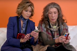 'Grace And Frankie' Renewed For Season Five On Netflix: 'Disjointed' Canceled 1