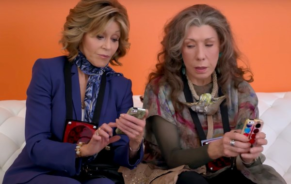 'Grace And Frankie' Renewed For Season Five On Netflix: 'Disjointed' Canceled 47
