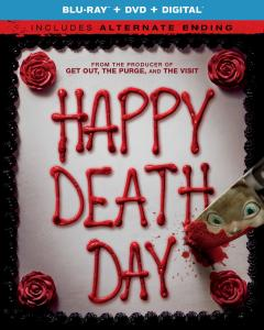 [Blu-Ray Review] 'Happy Death Day': Now Available On Blu-ray, DVD & Digital From Universal 1