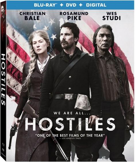 'Hostiles'; Arrives On Digital April 10 & On 4K Ultra HD, Blu-ray & DVD April 24, 2018 From Lionsgate 5