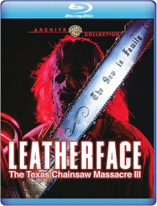 [Blu-Ray Review] 'Leatherface: The Texas Chainsaw Massacre III': Now Available On Blu-ray From Warner Archive 1