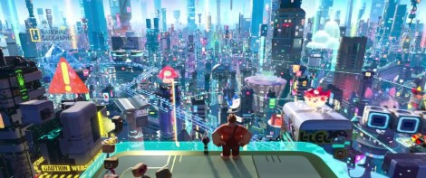 The 'Ralph Breaks The Internet: Wreck It Ralph 2' Teaser Trailer Has Zapped Into Our World 5