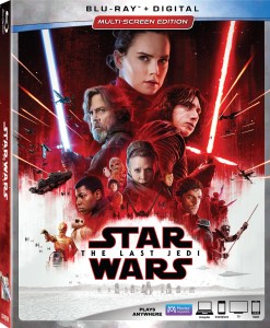 [Blu-Ray Review] 'Star Wars: The Last Jedi': Now Available On 4K Ultra HD, Blu-ray, DVD & Digital From Disney – Lucasfilm 1