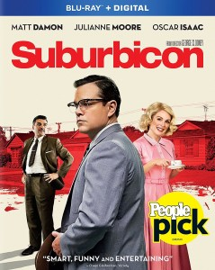 [Blu-Ray Review] 'Suburbicon': Now Available On Blu-ray, DVD & Digital From Paramount 1
