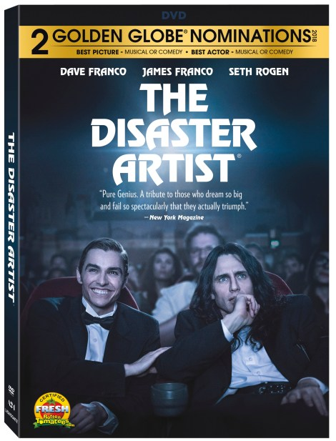 'The Disaster Artist'; Arrives On Blu-ray, DVD & Digital March 13, 2018 From Lionsgate 5
