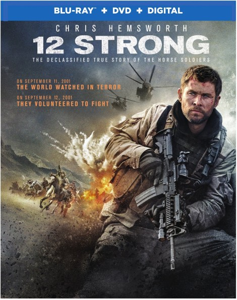 '12 Strong'; Arrives On Digital April 10 & On Blu-ray & DVD May 1, 2018 From Warner Bros 4