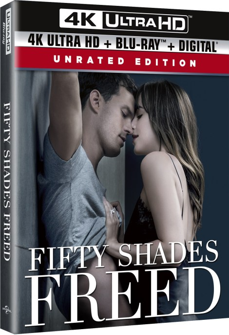 'Fifty Shades Freed' Unrated; Arrives On Digital April 24 & On 4K Ultra HD, Blu-ray & DVD May 8, 2018 From Universral 4
