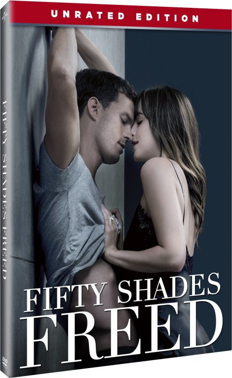 'Fifty Shades Freed' Unrated; Arrives On Digital April 24 & On 4K Ultra HD, Blu-ray & DVD May 8, 2018 From Universral 10