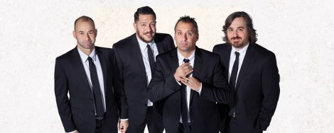 'Impractical Jokers' Renewed For Season 8 On TruTV & Feature Film Planned With Funny Or Die Set To Produce 1