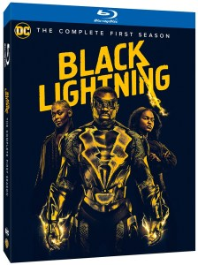 'Black Lightning: The Complete First Season'; Arrives On Blu-ray & DVD June 26, 2018 From DC & Warner Bros 1
