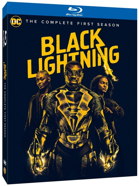 'Black Lightning: The Complete First Season'; Arrives On Blu-ray & DVD June 26, 2018 From DC & Warner Bros 3