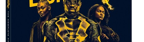 'Black Lightning: The Complete First Season'; Arrives On Blu-ray & DVD June 26, 2018 From DC & Warner Bros 11