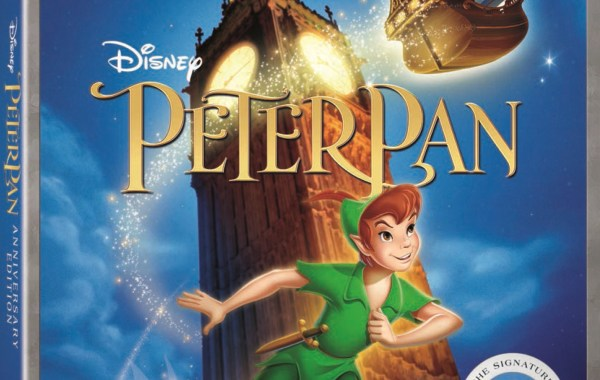 Disney's 'Peter Pan: Anniversary Edition'; Arrives On Digital May 29 & On Signature Collection Blu-ray June 5, 2018 From Disney 28