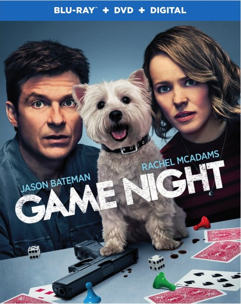 'Game Night'; Arrives On Digital May 1 & On Blu-ray & DVD May 22, 2018 From Warner Bros 4